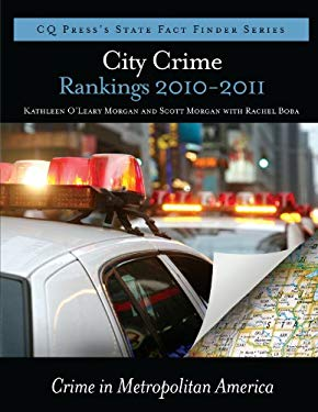 City Crime Rankings 2009-2010 9781604265392