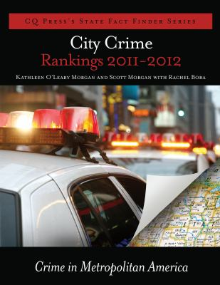 City Crime Rankings 2011-2012 9781608717293