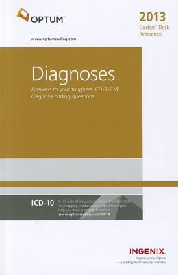Coders' Desk Reference for Diagnoses 2013 9781601516367
