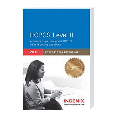 Coders' Desk Reference for HCPCS 9781601512918
