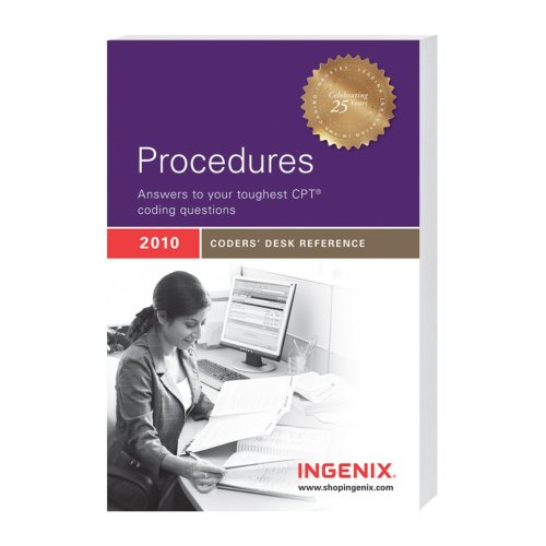 Coders' Desk Reference for Procedures 9781601512901