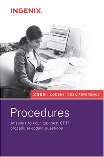 Coders' Desk Reference for Procedures 9781601512000