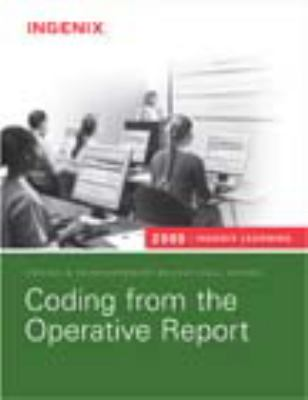 Coding from the Operative Report 9781601512024