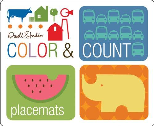 Color & Count Placemats 9781609050542