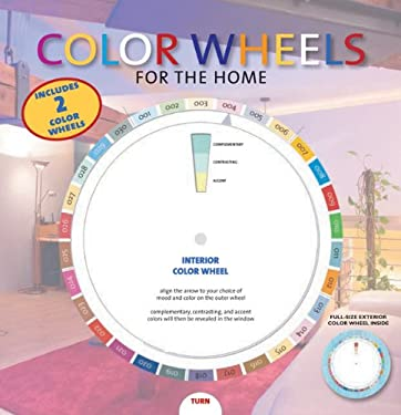 Color Wheels for the Home 9781607103004