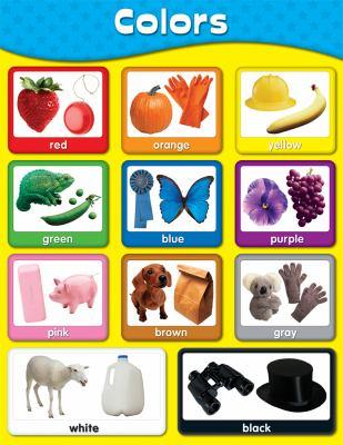 Colors Chart 9781604180909