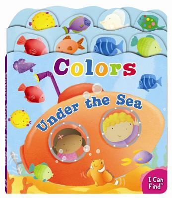 Colors Under the Sea 9781607277002