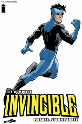 Complete Invincible Library Volume 3 Hc 9781607064213