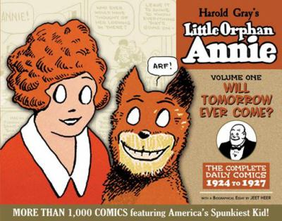 Complete Little Orphan Annie Volume 1 9781600101403