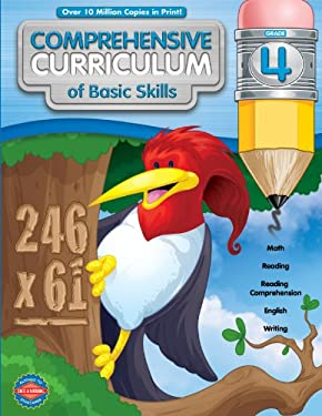 Comprehensive Curriculum of Basic Skills, Grade 4 9781609963330