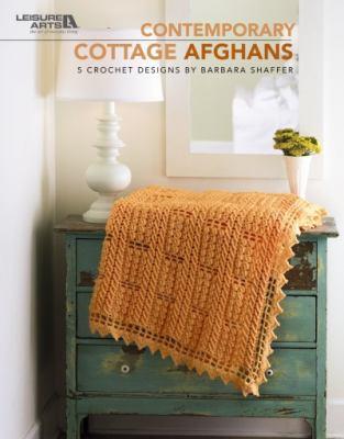 Contemporary Cottage Afghans: 5 Crochet Designs 9781601407177