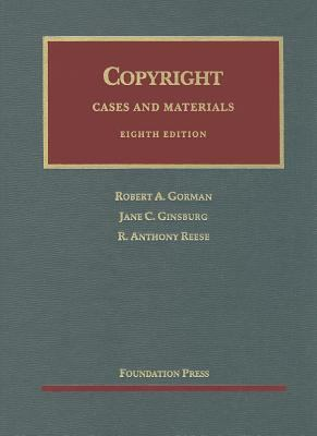 Copyright: Cases and Materials 9781609300197