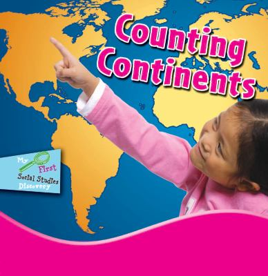 Counting the Continents 9781606944226
