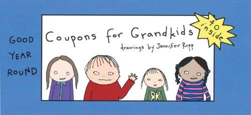 Coupons for Grandkids 9781609051723