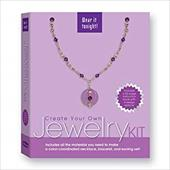 Create Your Own Jewelry Kit-PUR: Includes All the Materials You Need to Make a Color-Coordinated Necklace, Bracelet, and Earring S