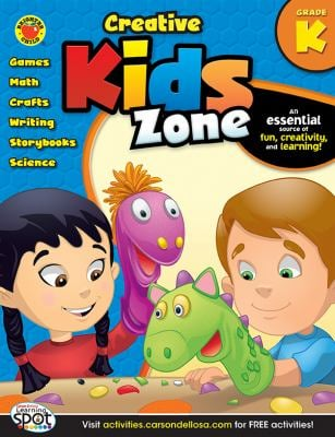 Creative Kids Zone, Grade K