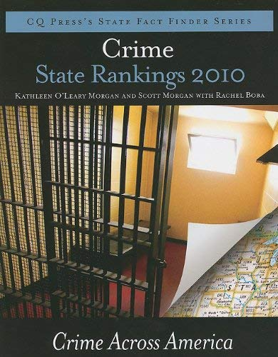 Crime State Rankings 9781604266184