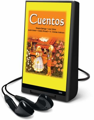 Cuentos [With Headphones] 9781607755791