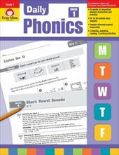 Daily Phonics, Grade 1 16597376
