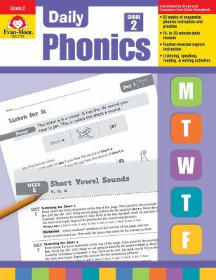 Daily Phonics, Grade 2 9781609634421