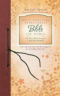 Daily Spiritual Refreshment for Women Bible-NM 9781602604582