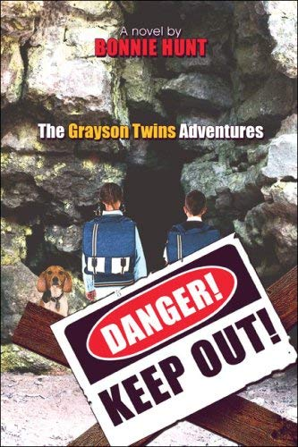Danger! Keep Out!: The Grayson Twins Adventures 9781605632025