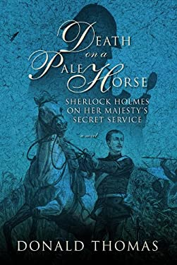 Death on a Pale Horse: Sherlock Holmes on Her Majesty's Secret Service 9781605983943