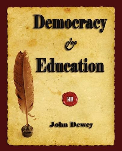 Democracy and Education 9781603862028