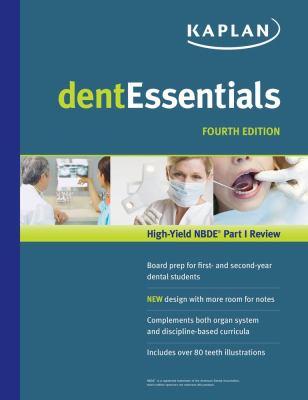 Dentessentials: High-Yield Nbde Part I Review 9781607149002