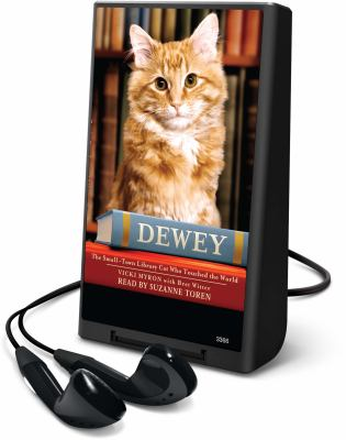 Dewey: The Small-Town Library Cat Who Touched the World 9781607888260