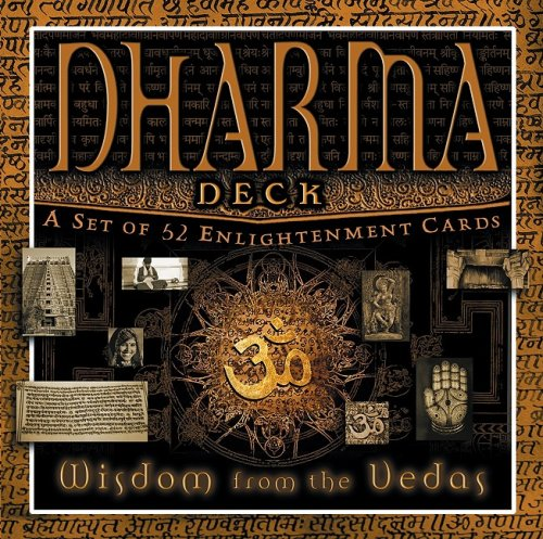 Dharma Deck: Wisdom from the Vedas 9781601090317