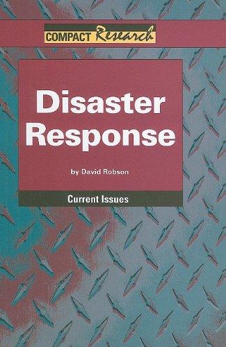 Disaster Response 9781601520814