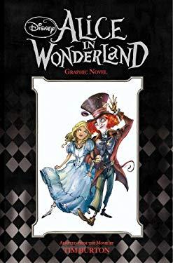 Disney's Alice in Wonderland Graphic Novel 9781608865215
