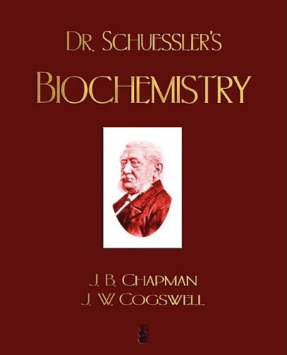 Dr. Schuessler's Biochemistry 9781603861687