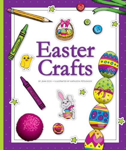 Easter Crafts 9781609542337