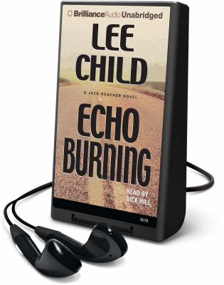 Echo Burning [With Earbuds] 9781606409145