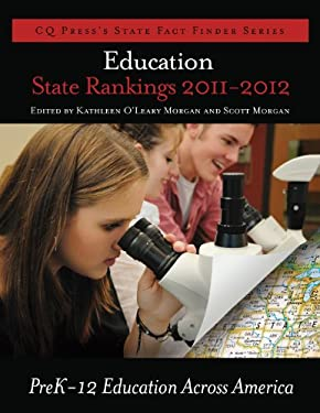 Education State Rankings 2011-2012 9781608717286