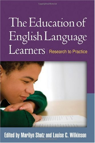 The Education of English Language Learners: Research to Practice 9781606236598