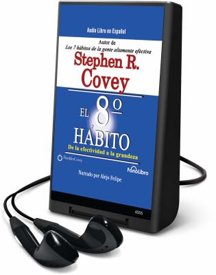 El Octavo Habito [With Earbuds] = The Eight Habit 9781608478330