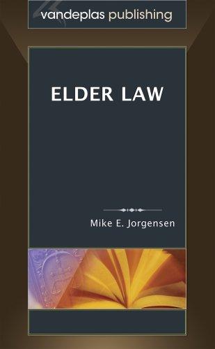 Elder Law 9781600420139