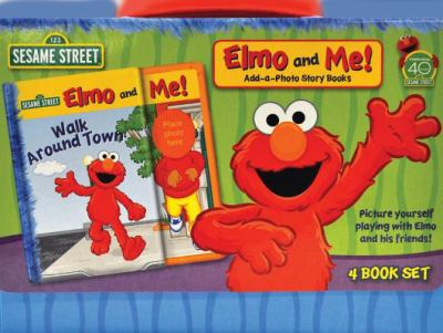 Elmo and Me! Boxed Set 9781607451662