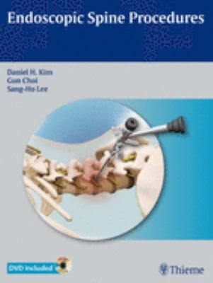 Endoscopic Spine Procedures [With DVD] 9781604063073