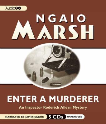 Enter a Murderer 9781609989378