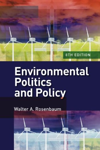 Environmental Politics and Policy 9781604266078