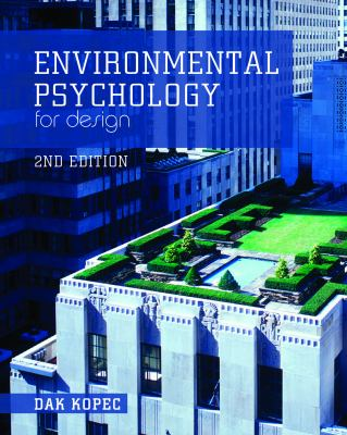 Environmental Psychology for Design 9781609011413