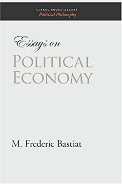 Essays on Political Economy 9781600966132