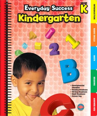 Everyday Success Kindergarten 9781609962920