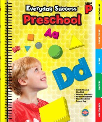 Everyday Success, Preschool 9781609962913