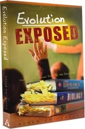 Evolution Exposed Biology: Your Evolution Answer Book for the Classroom 9781600920165