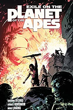Exile on the Planet of the Apes 9781608862863